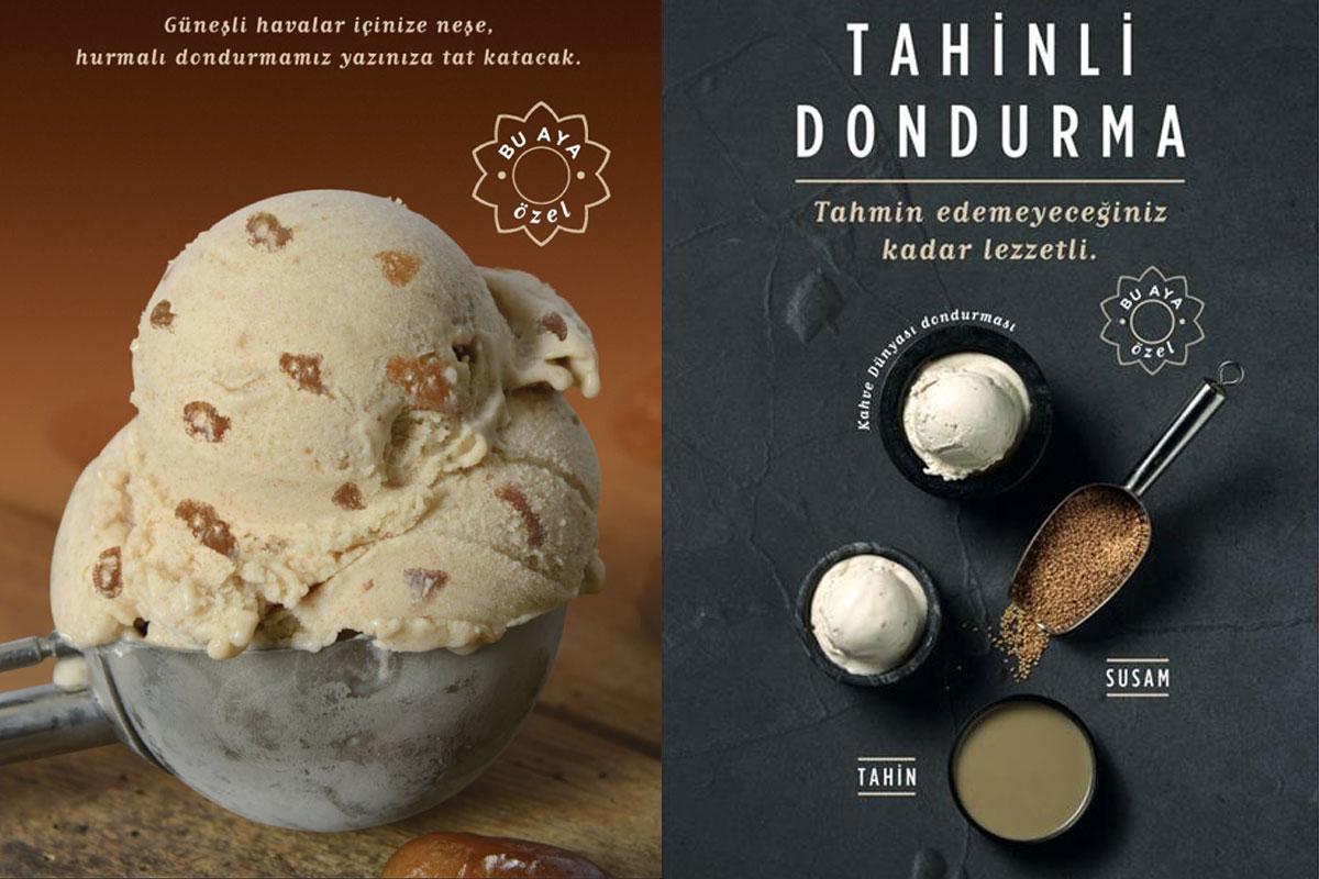 Kahve Dünyası Ramazan Özel Dondurmaları