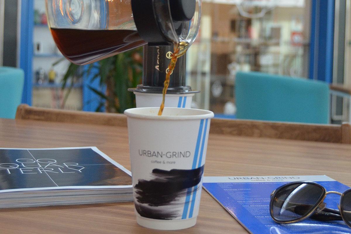 Urban•Grind Coffee & More