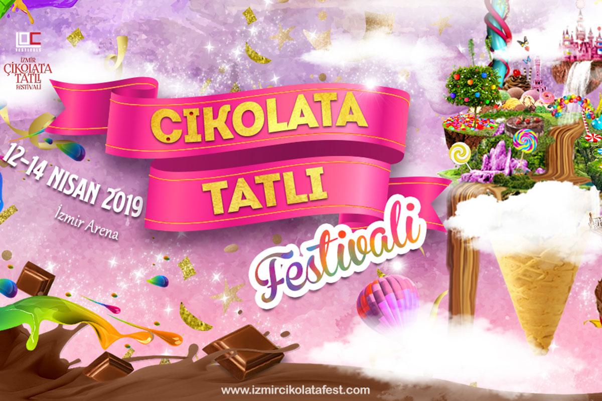 """İzmir Çikolata ve Tatlı Festivali'nde """"Fantastik Tatlar"""""""