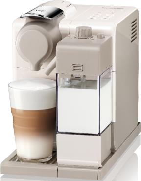 Nespresso - Nespresso Lattissima Touch Gri Kapsüllü Kahve Makinesi