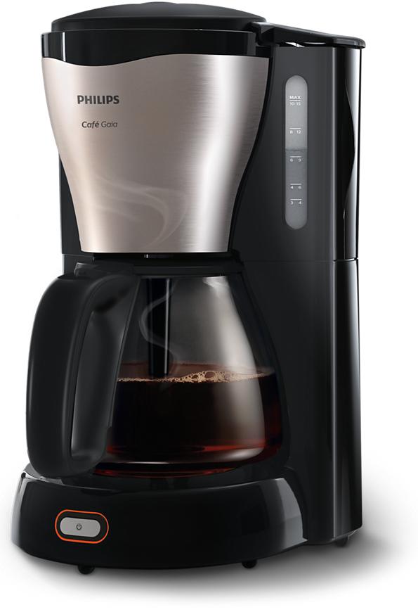 Philips - Philips Cafe Gaia HD7566/20 Filtre Kahve Makinesi
