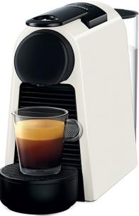 Nespresso - Nespresso Essanza Mini D Beyaz Kapsüllü Kahve Makinesi