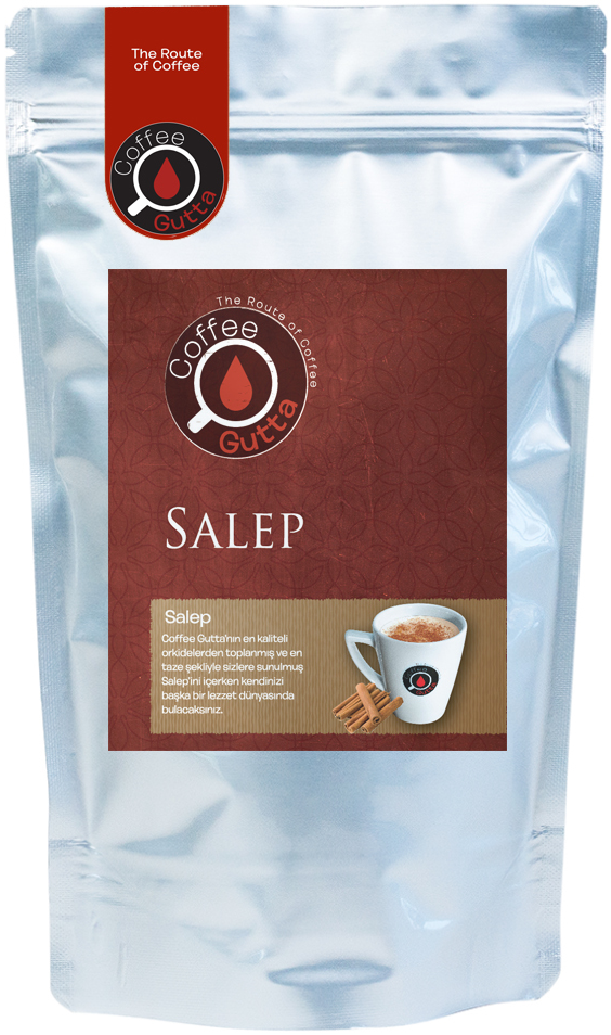 Coffee Gutta - Coffee Gutta Salep 250 G