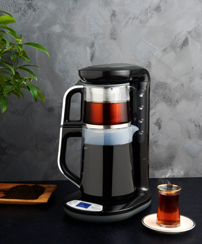 Çay Makinesinde Herkes İçin Çeşitler Karaca'da