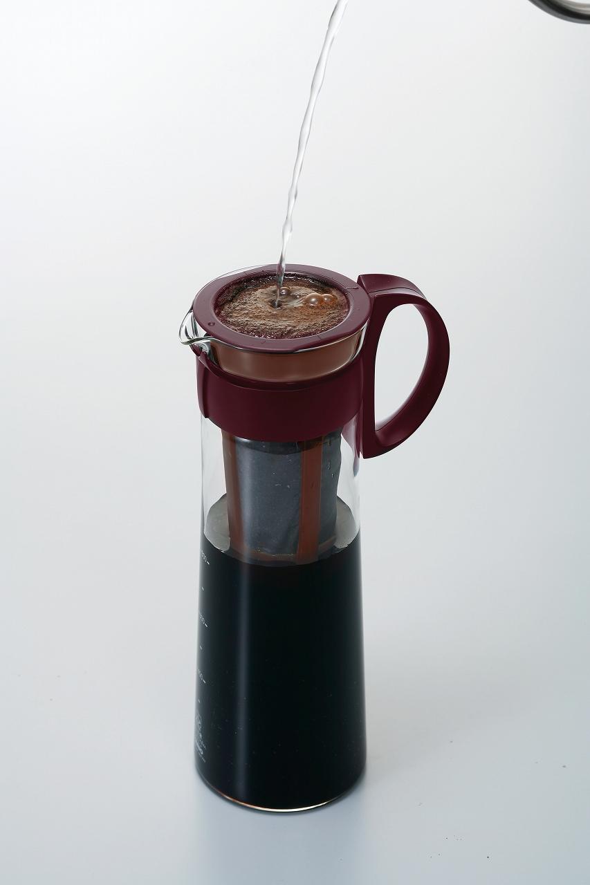 Hario Kahverengi Soğuk Demleme Sürahisi 1 L