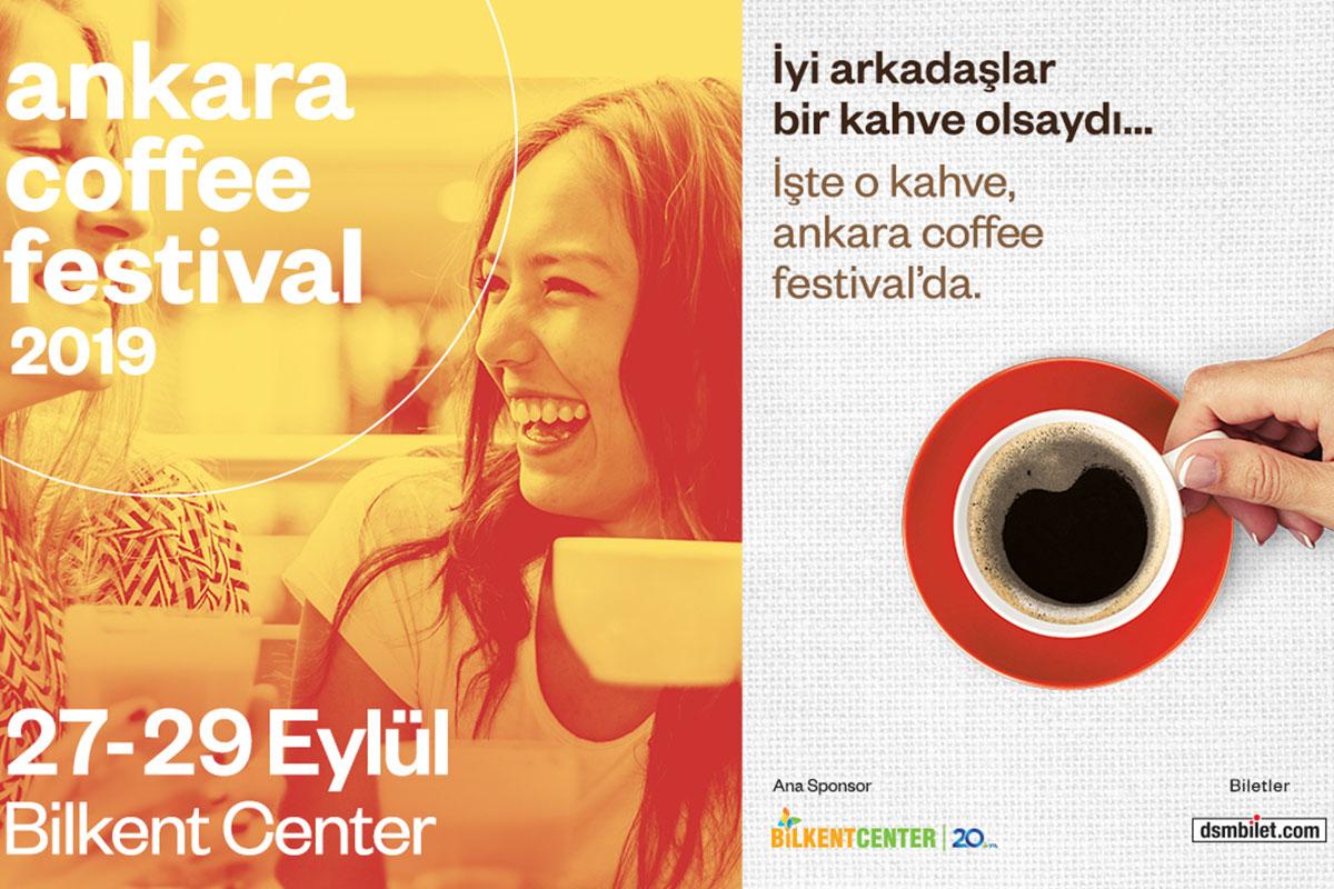 Ankara Coffee Festival 2019 Biletleri Satışta