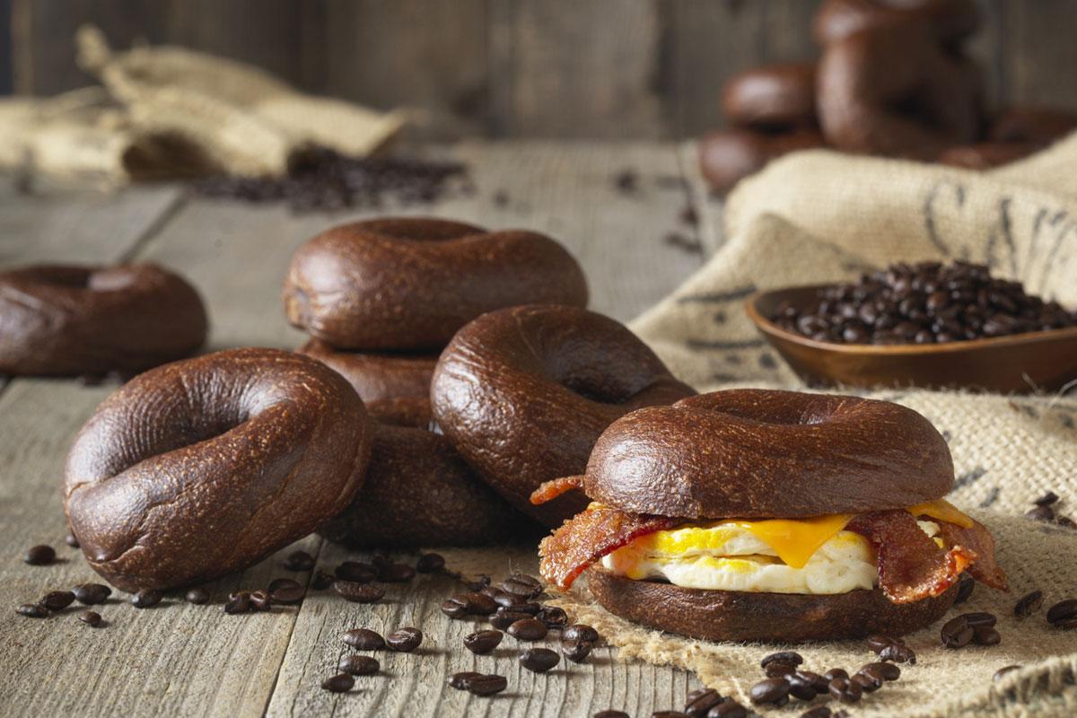 Espressolu Bagel; Sandviçlerin Kara Koyunu