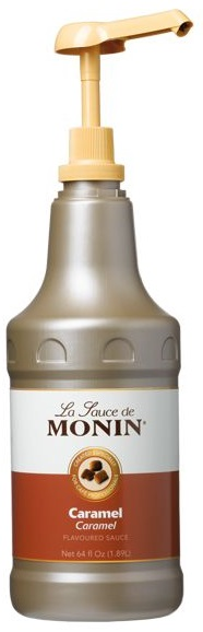 Monin - Monin Caramel Sos 1.89 L