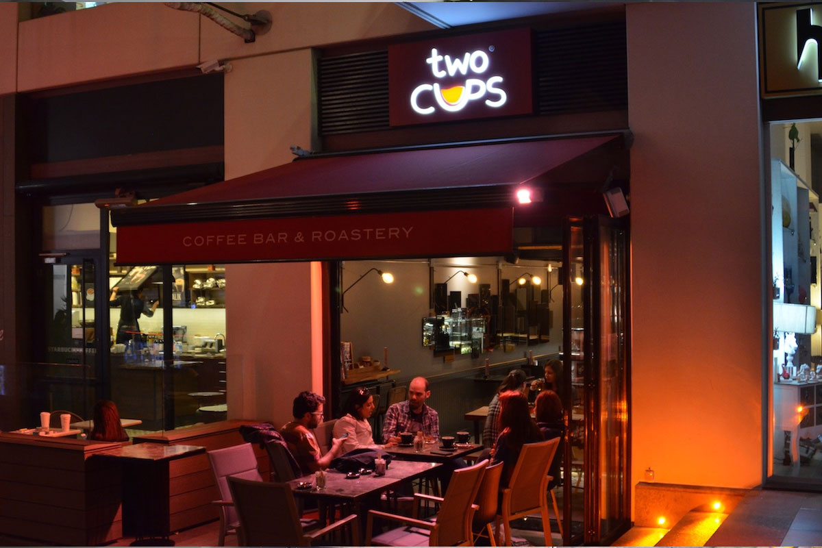Two Cups Coffee Bar & Roastery