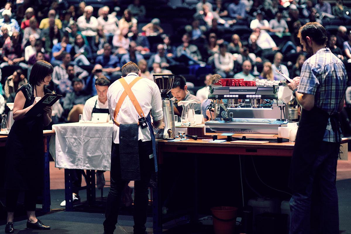 Barista Şampiyonalarında Doping İddiaları