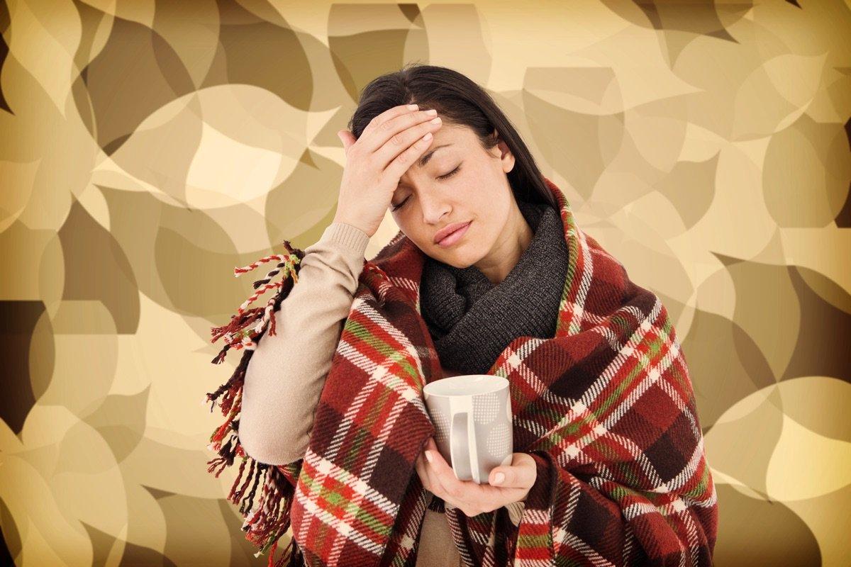 Baş Ağrısı İçin Çay ve Kahve