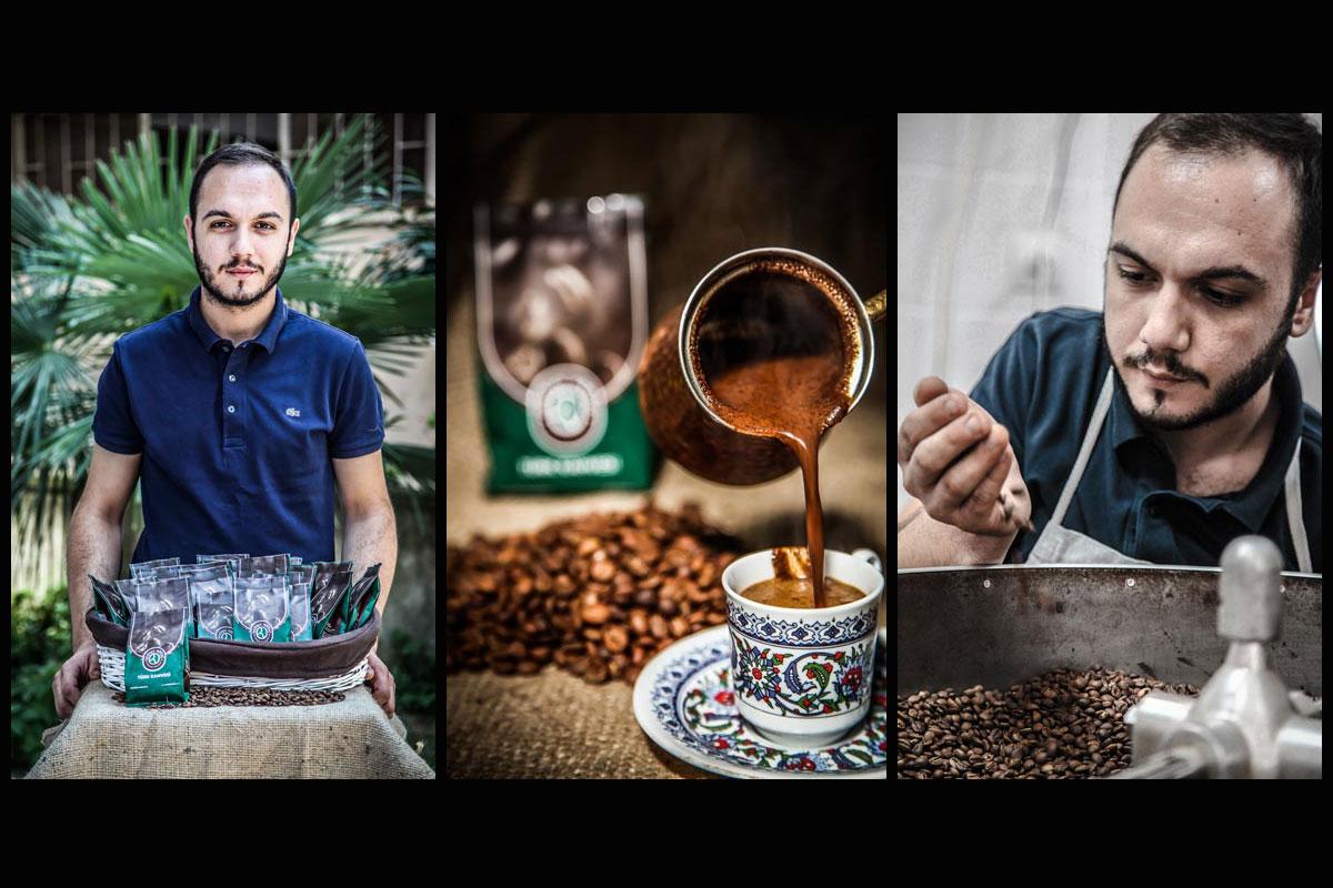 Türkiye'de Yeni Bir Gümülcine Kahvesi: Rodopi Kahve