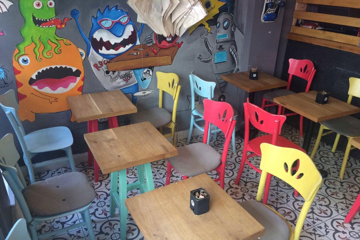 Ayıbedenler Coffee House