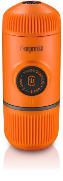 Wacaco - Wacaco Nanopresso Orange Patrol Taşınabilir Kahve Makinesi