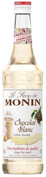Monin - Monin White Chocolate Şurup 0.7 L