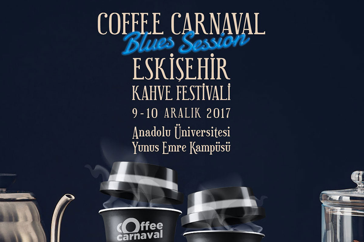 Coffee Carnaval Blues Session Bu Haftasonu