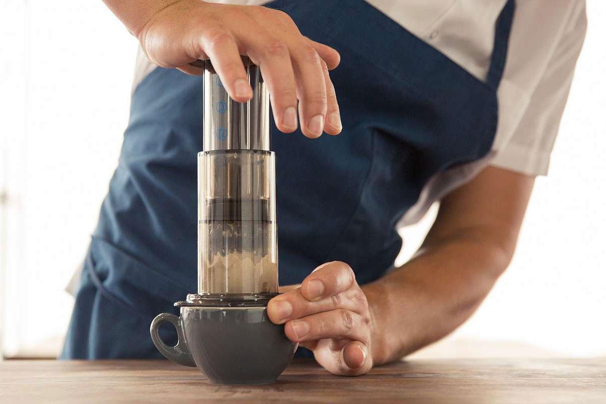 AeroPress Coffee Maker Kahve Demleyici