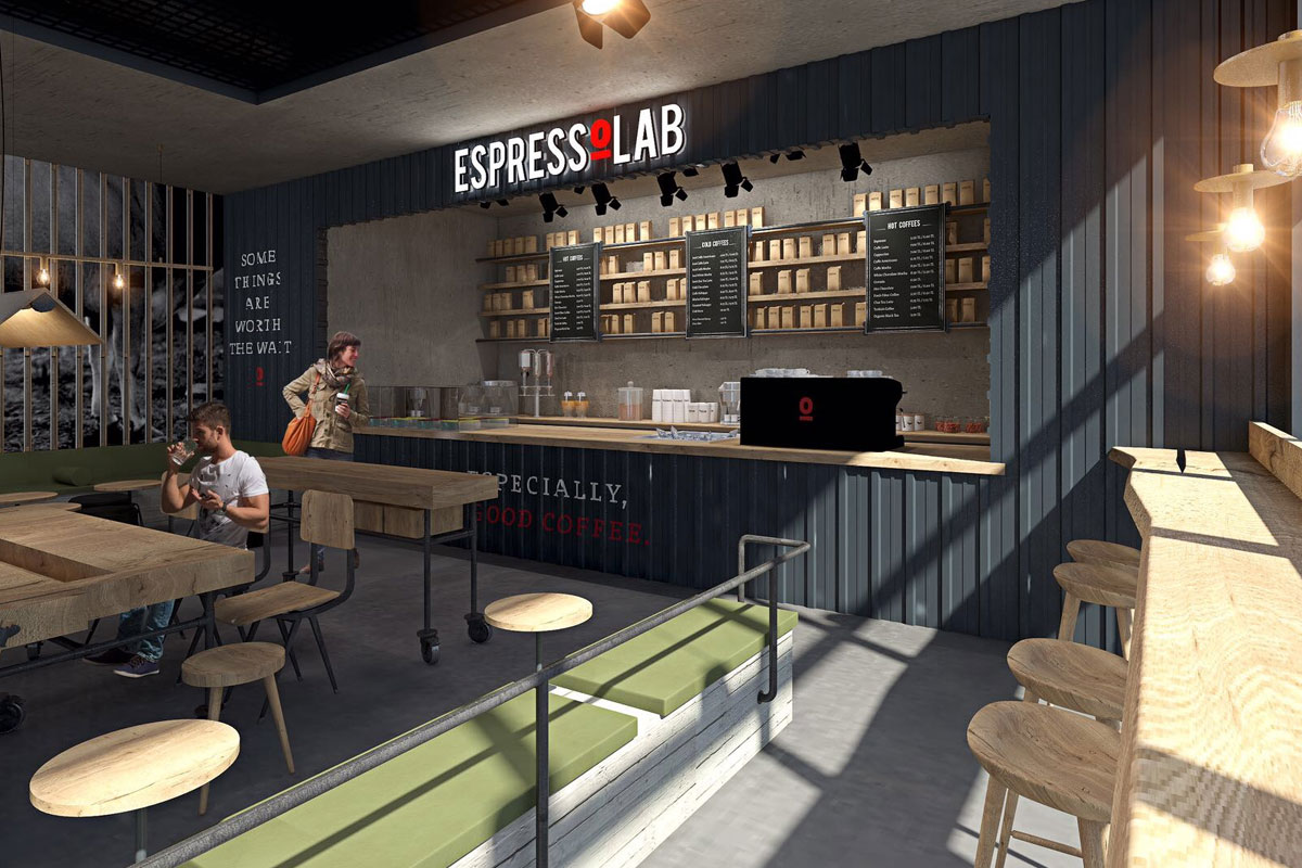 Espressolab Türkiye'de Birinciliğe Oynayacak
