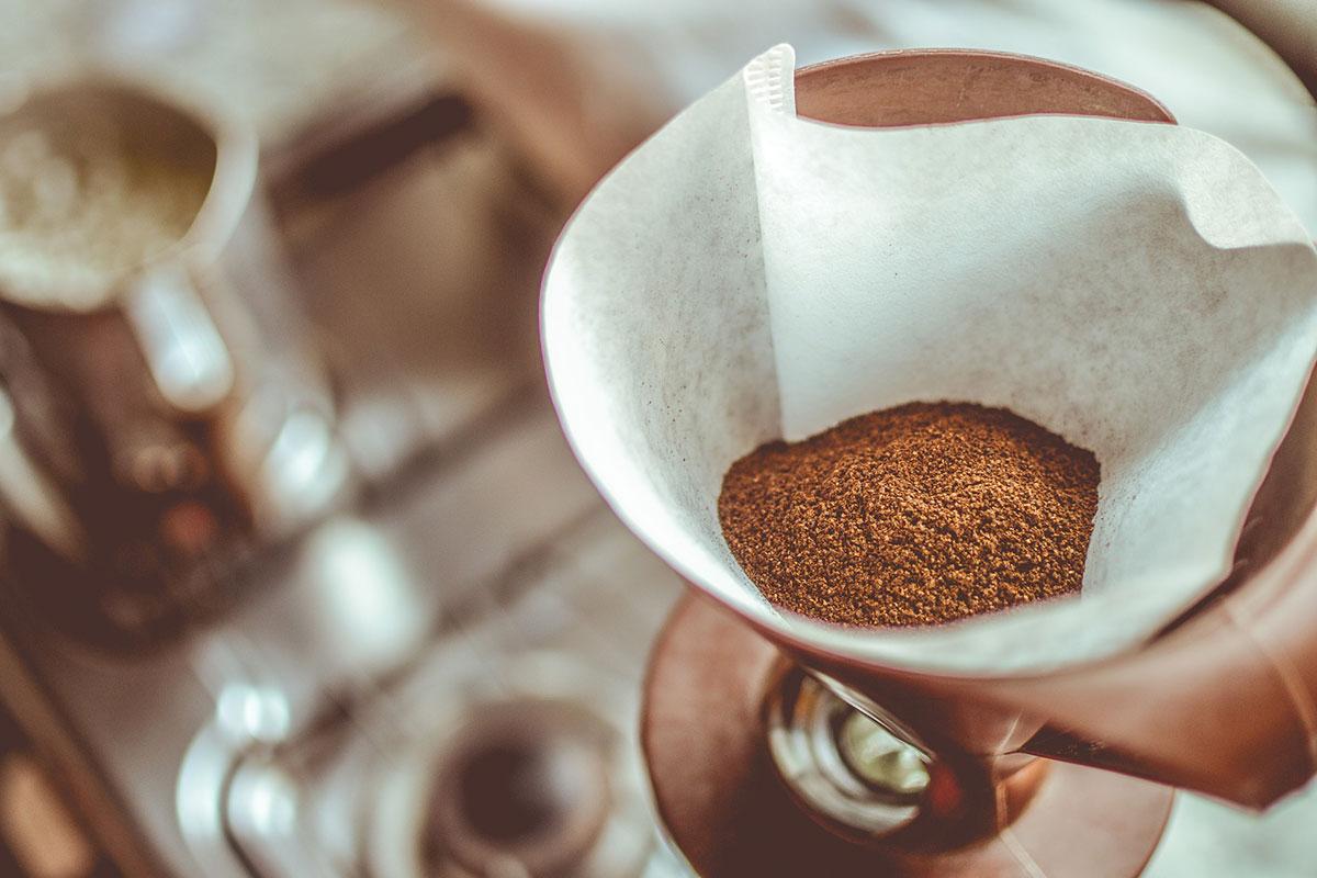 Kahve Öğütmeye Giriş