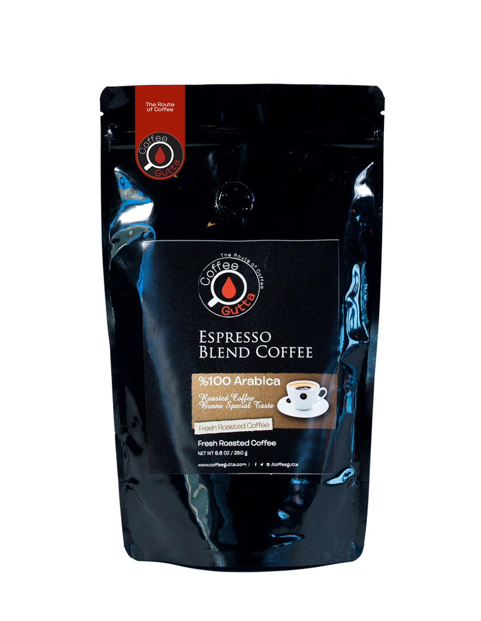 Coffee Gutta Espresso Blend Kahve 250 G