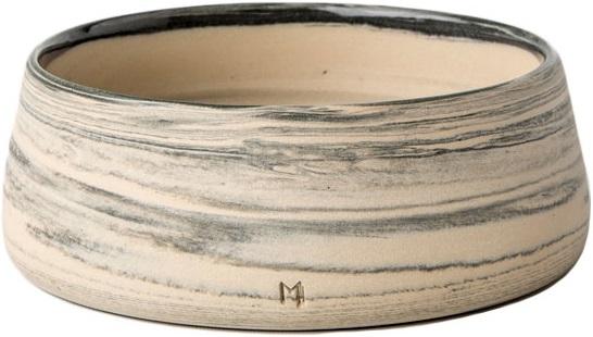 Masuma Ceramics - Masuma Ceramics Lacivert Büyük Kase