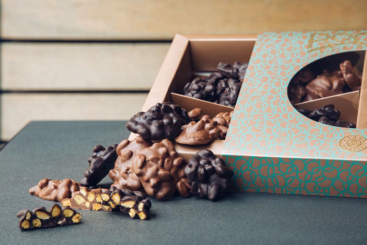 Bayramda Sevdiklerinize Çikolatanızı Kahve Dünyası Götürüyor