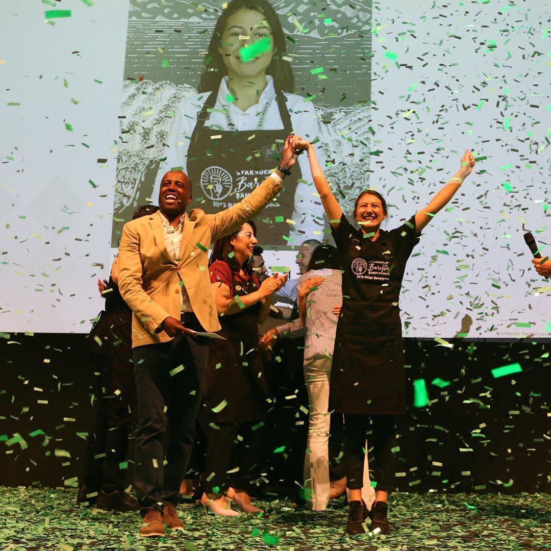 Starbucks Türkiye & Azerbaycan Barista Şampiyonu Belli Oldu