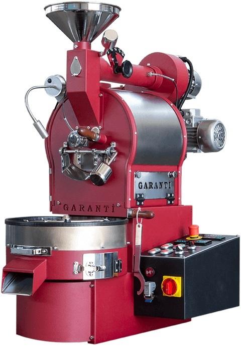Garanti Değirmenleri - Garanti Değirmenleri GJK Junior Elektrikli Kahve Kavurma Makinesi