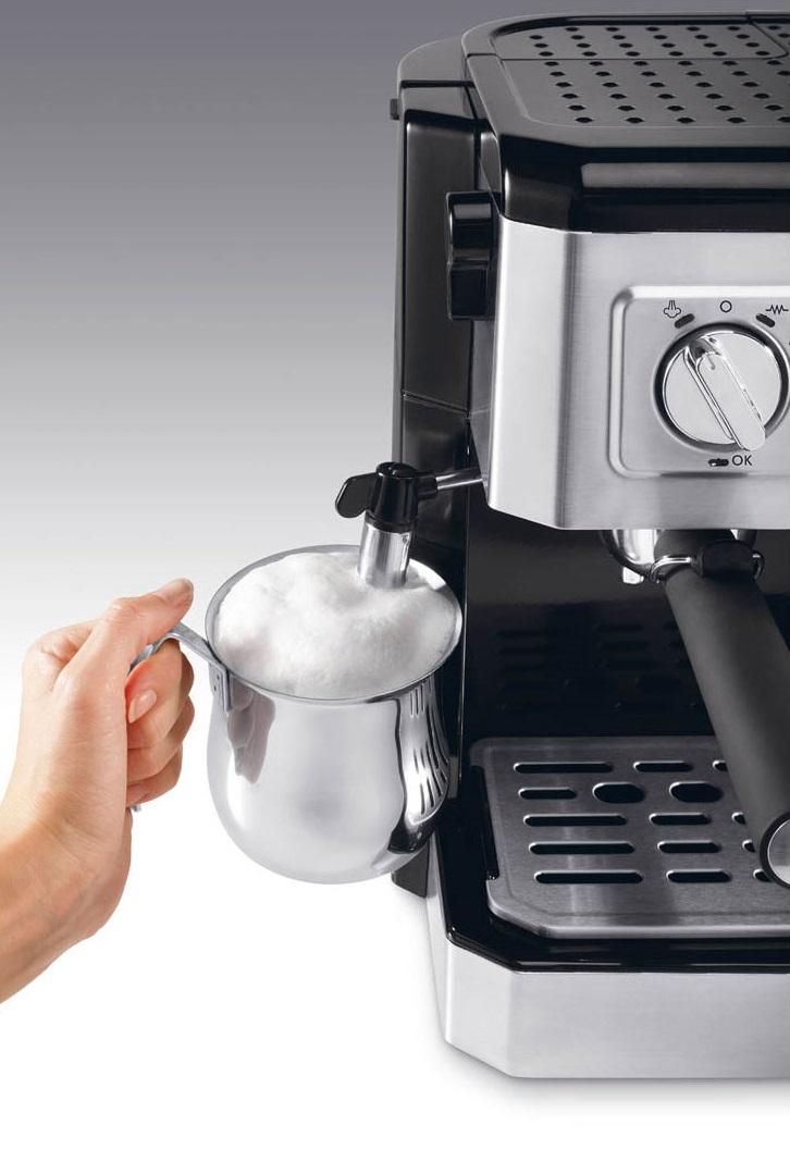 De'Longhi BCO 420 Kombine Kahve Makinesi