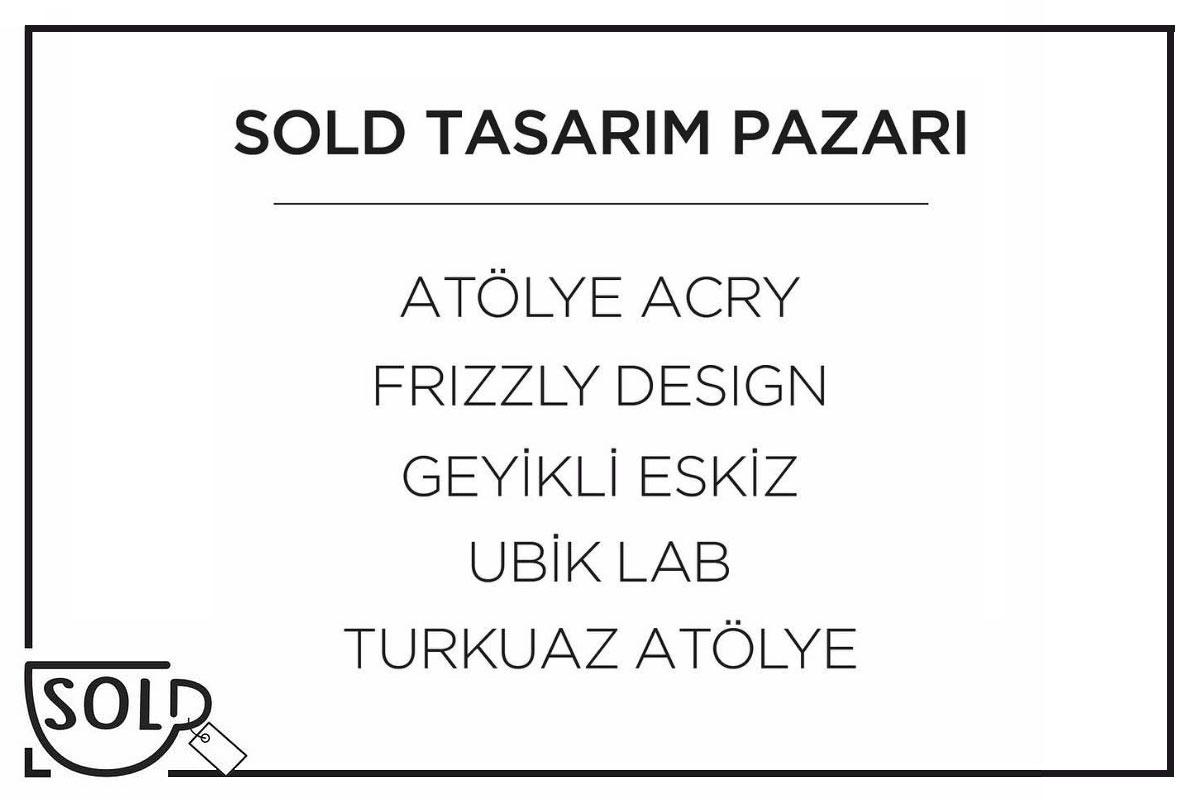 Sold Tasarım Pazarı - Sold Abbasağa