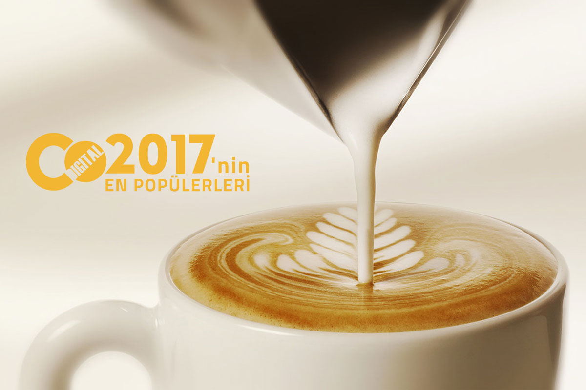 2017'nin En Popüler Sütlü Kahveleri