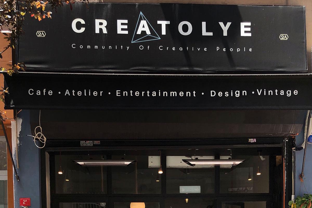 Creatolye Coffee Academy - İstanbul'da Bir Kahve Akademisi