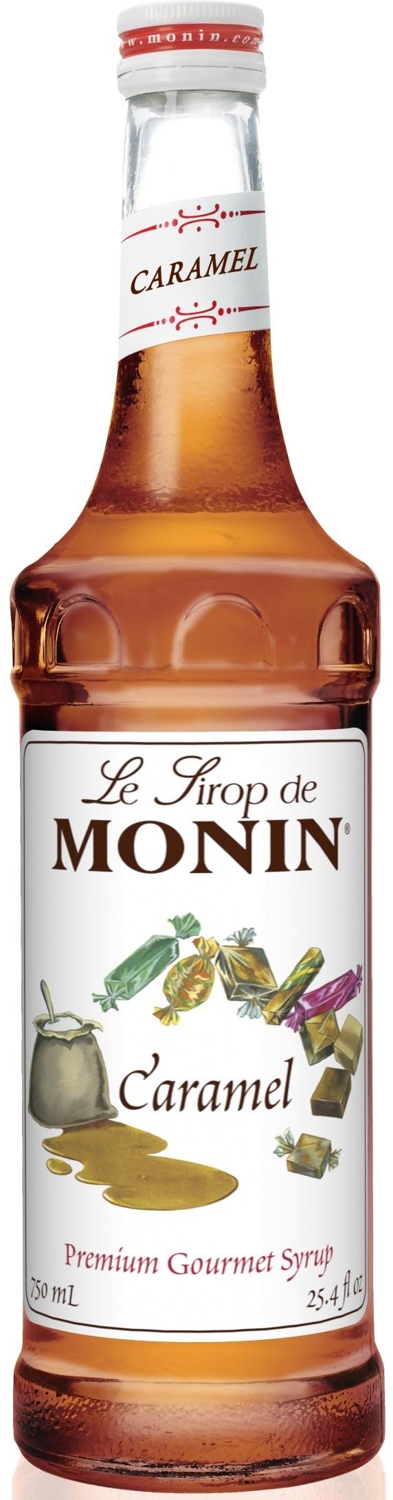 Monin - Monin Caramel Şurup 0.7 L