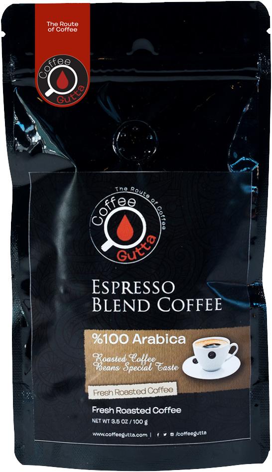 Coffee Gutta - Coffee Gutta Espresso Blend Kahve 100 G
