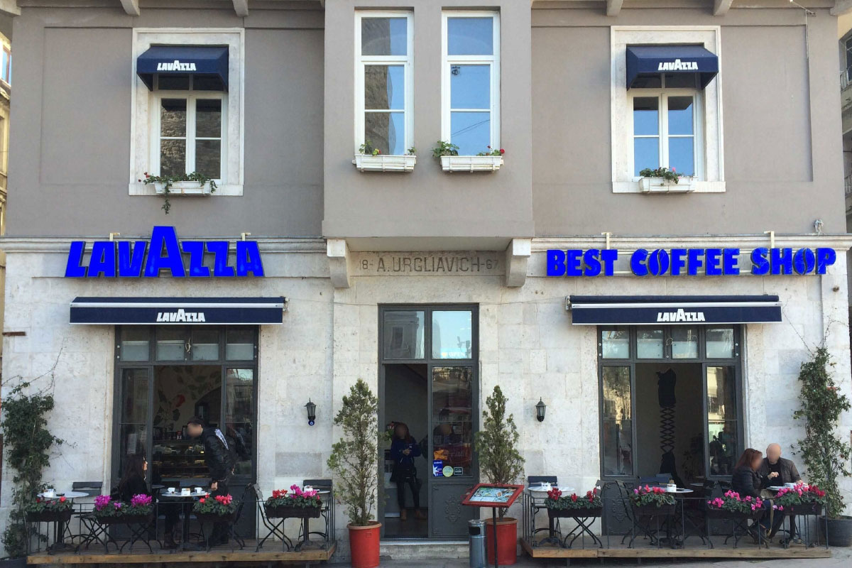 Best Coffee Shop Kadıköy Rıhtım