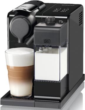Nespresso - Nespresso Lattissima Touch Siyah Kapsüllü Kahve Makinesi