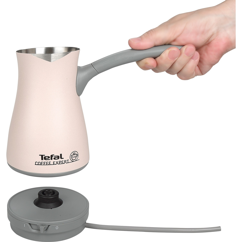 Tefal Coffee Expert Elektrikli Türk Kahvesi Cezvesi Pudra