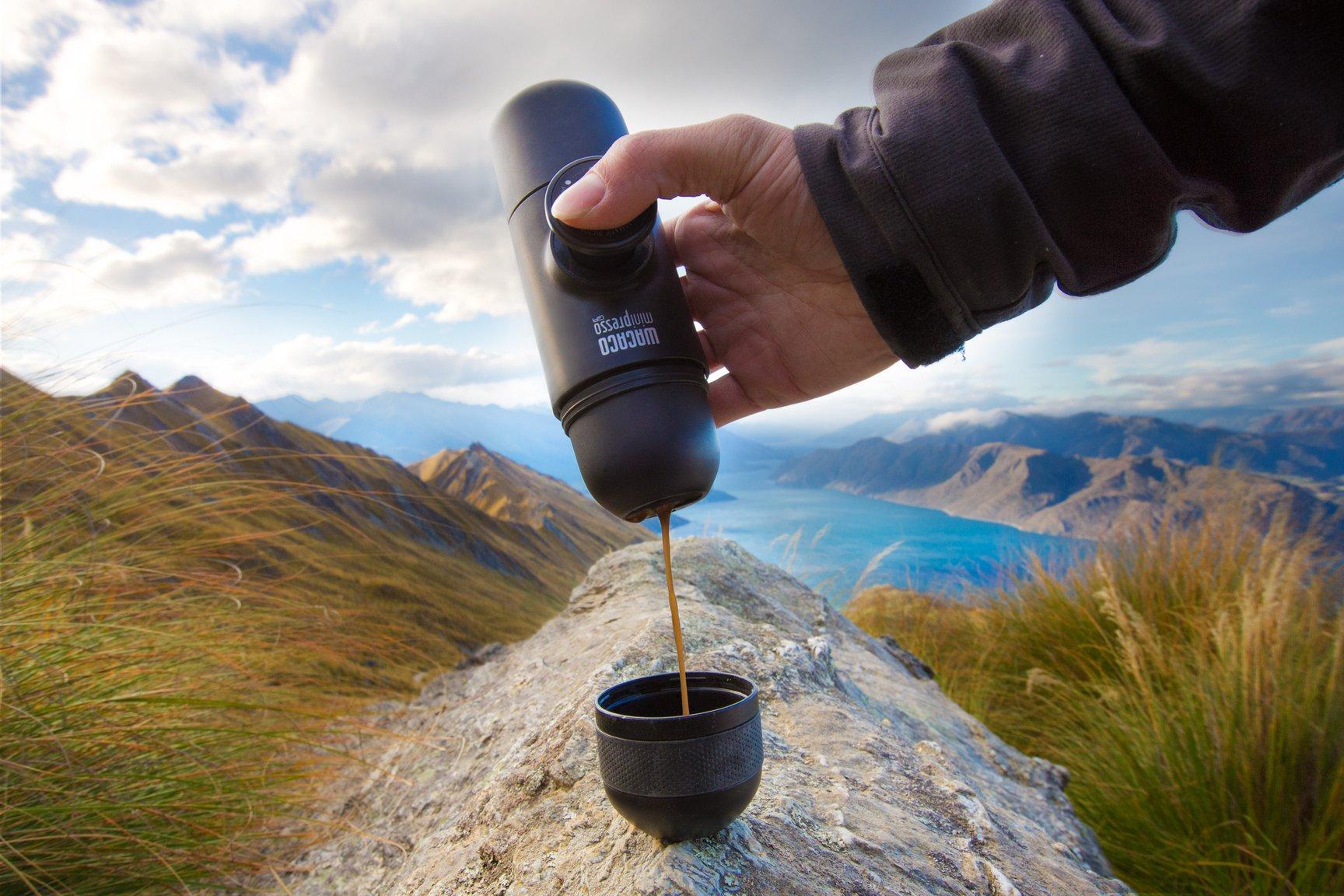 Wacaco Minipresso GR Taşınabilir Kahve Makinesi