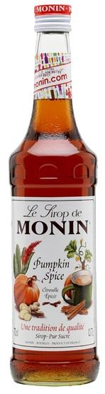 Monin - Monin Pumpkin Spice 0.7 L