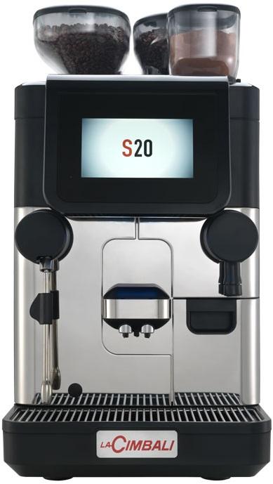 La Cimbali - La Cimbali S20 CS Tam Otomatik Kahve Makinesi