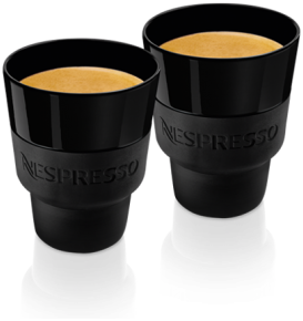 Nespresso Touch Mug Bardak Seti 2 Adet