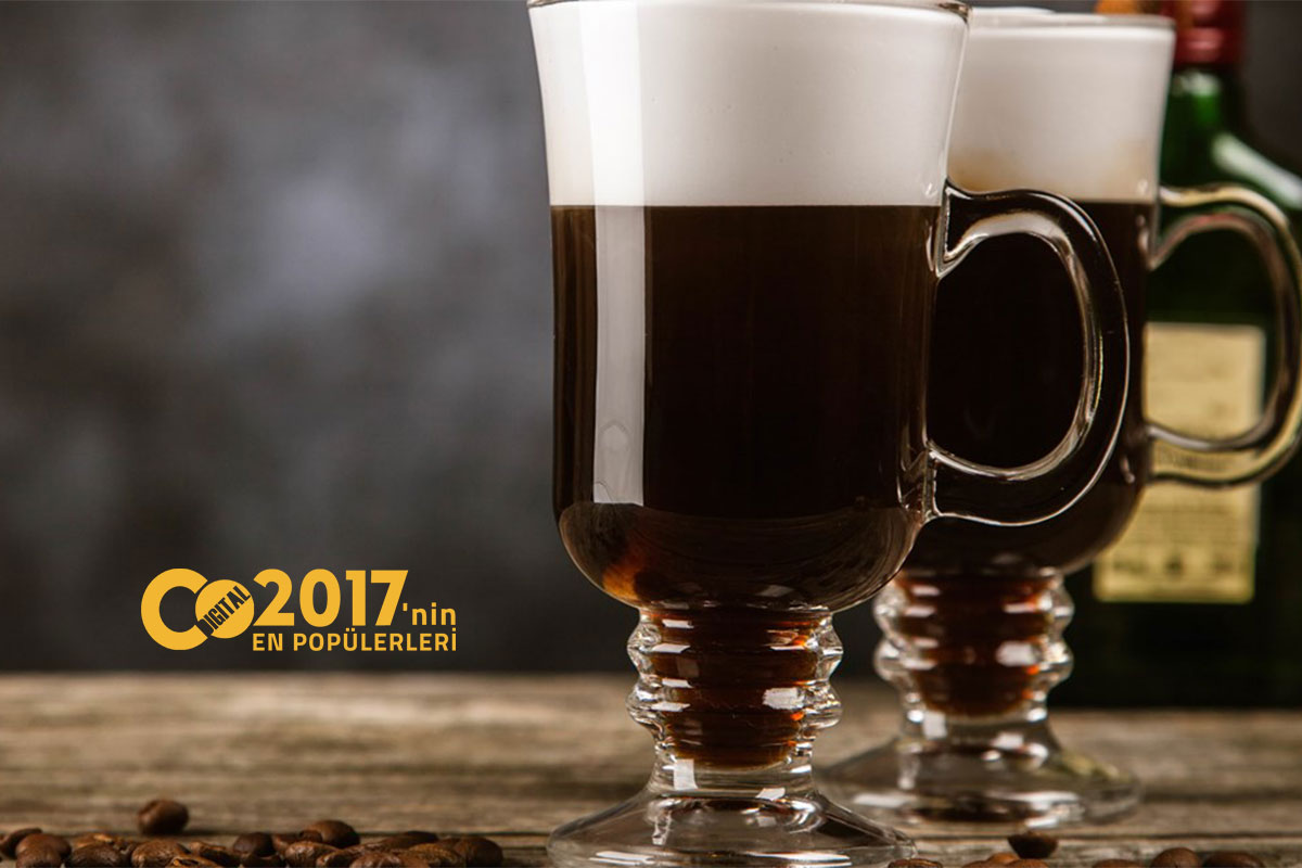 2017'nin En Popüler Alkollü Kahveleri