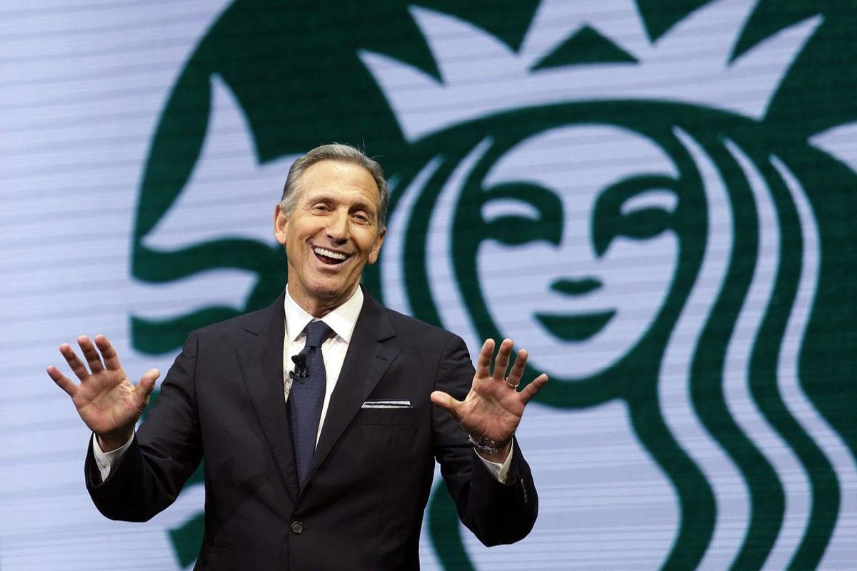 Starbucks CEO'su ABD Başkanlığına mı Hazırlanıyor?