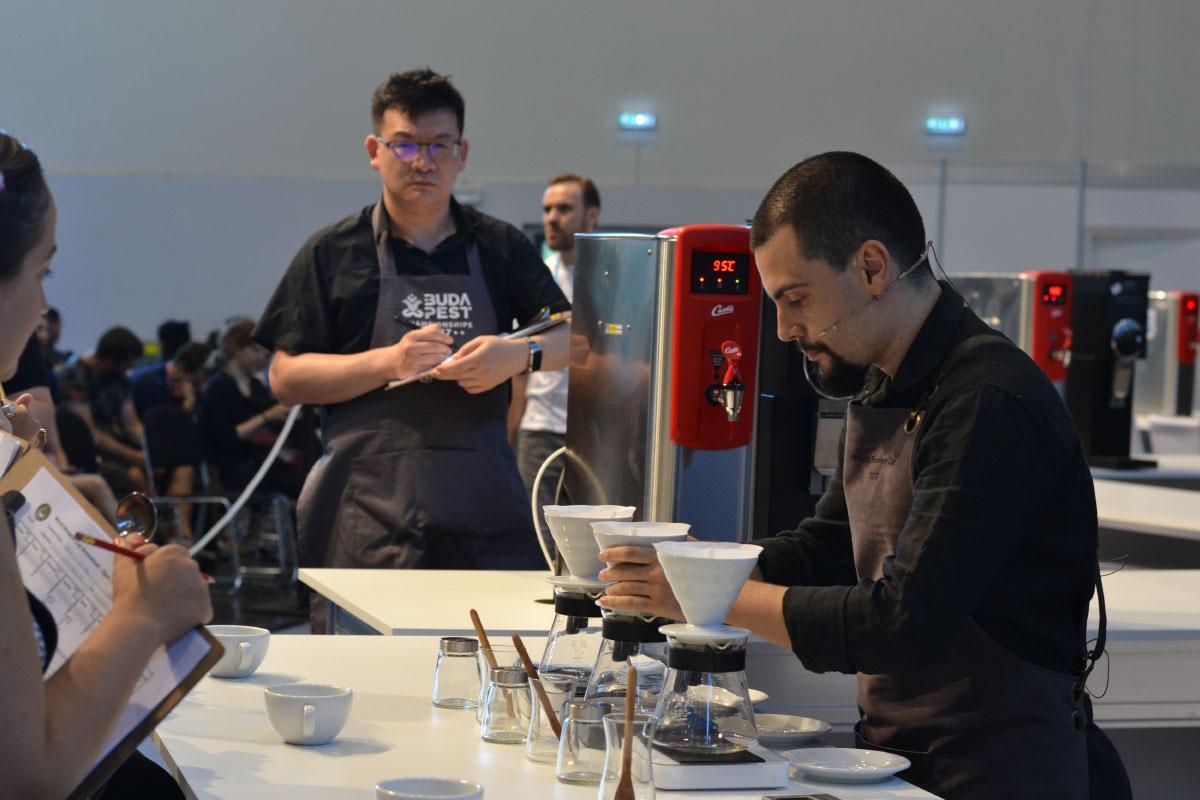 World of Coffee ve World Brewers Cup Deneyimleri