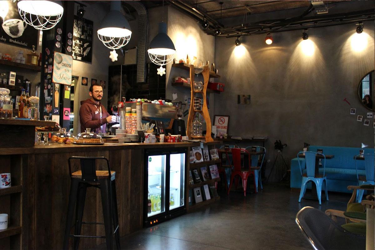 Mambocino Coffee Beşiktaş