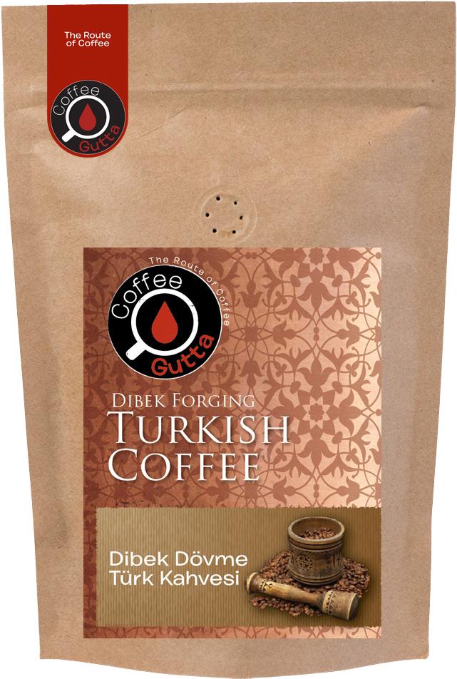 Coffee Gutta - Coffee Gutta Dibek Dövme Kahvesi 100 G