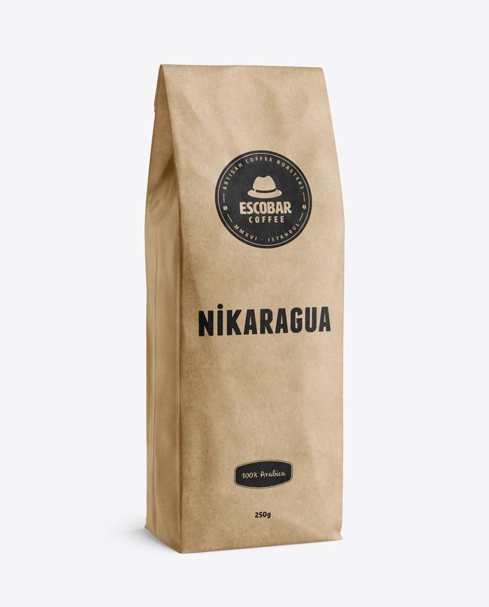 Escobar Coffee Nikaragua Jalapa Nueva Segovia Kahve 250 G