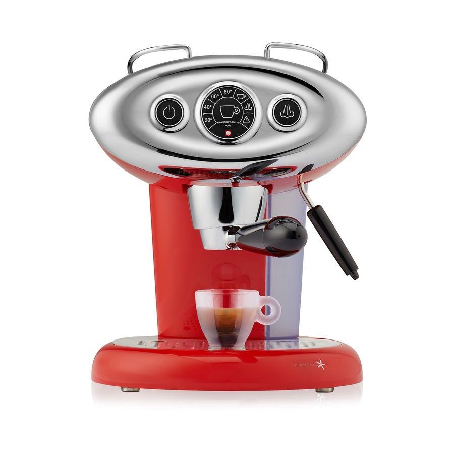 Illy Francis Francis X7.1 Kapsüllü Kahve Makinesi Kırmızı