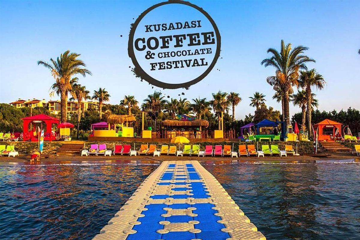 Kuşadası Kahve & Çikolata Festivalinin Güncellenmiş Programını Kaçırmayın