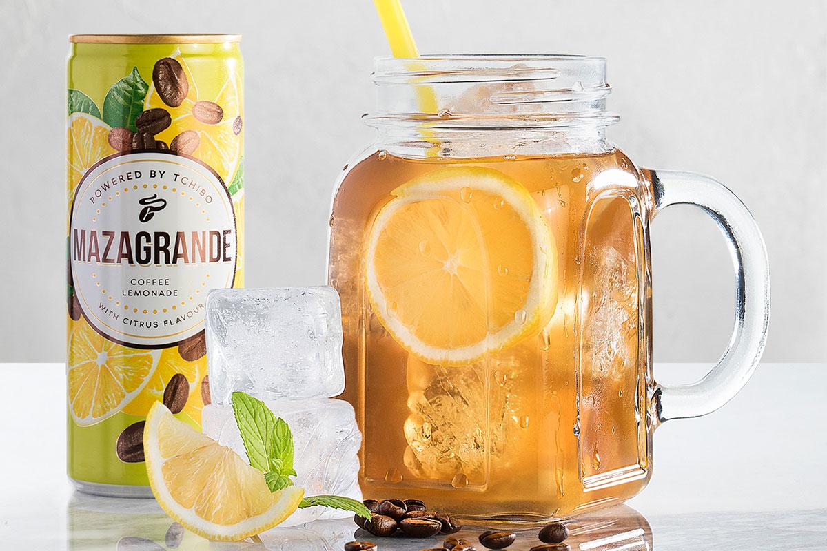 Tchibo'dan Sıcak Yaz Günlerine; Kahve ve Limonun Birleşimi Mazagrande